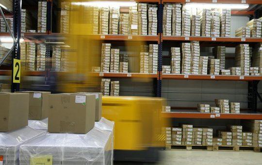 Logistyka - jak zadbać o dobrą organizację?